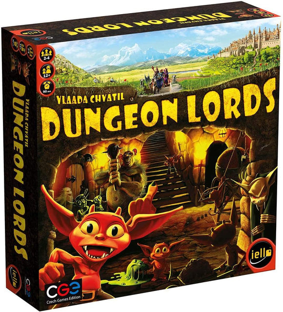 Dungeon Lords (Fr)