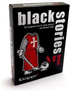 Black Stories: Middle Ages (Fr)