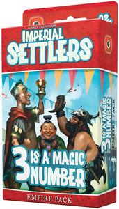Imperial Settlers Extension : 3 Is A Magic Number (En)