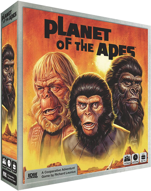 Planet Of The apes (En)