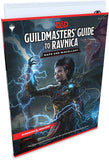 Dungeons & Dragons: Guildmasters Guide To Ravnica Map Pack (En)