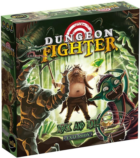 Dungeon Fighter Extension : Rock And Roll