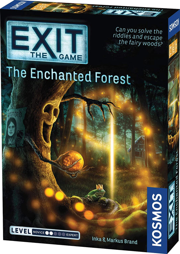 Exit : The Enchanted Forest