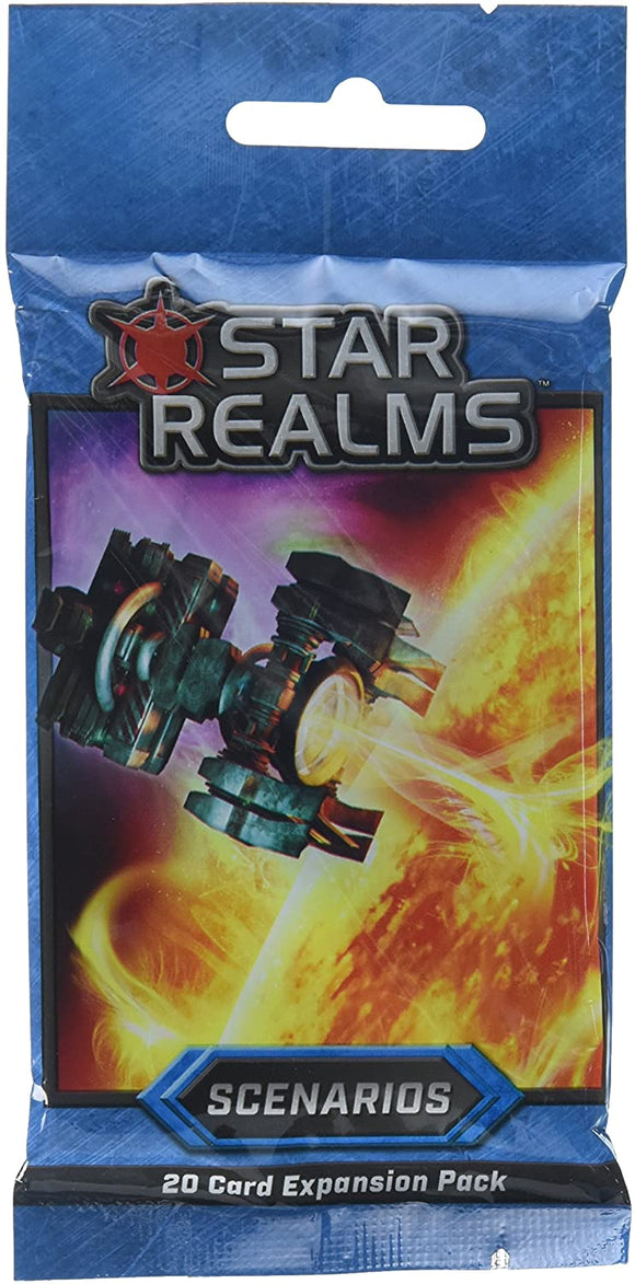 Star Realms Extension : Scenarios