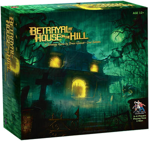 Betrayal At House On The Hill (En)