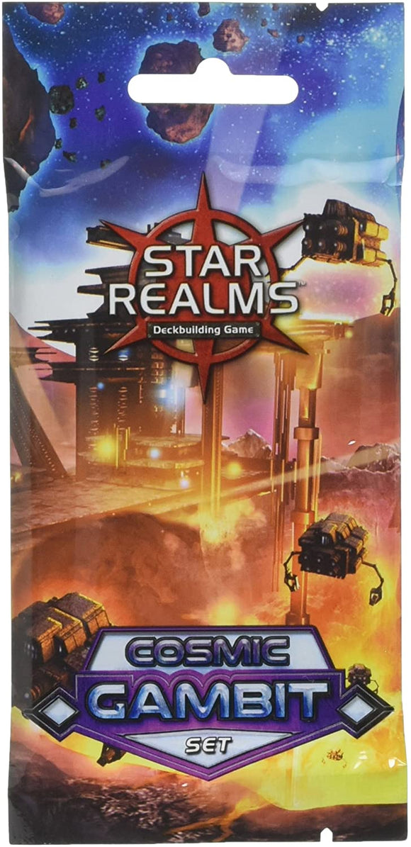 Star Realms Extension : Cosmic Gambit