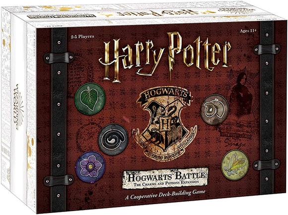 Harry Potter : Hogwarts Battle Extension - Charms And Potions (En)