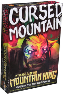 In the Hall of the Mountain King Extension: Cursed Mountain (En)