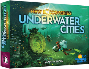 Underwater Cities Extension : New Discoveries