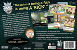 Rick & Morty : Close Rick-Counters Of The Rick Kind Deck building Game