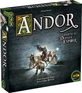 Andor Extension: The Last Hope