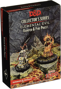 Dungeons & Dragons: Icons of the Realms - Elemental Evil - Vanifer & Fire Priest
