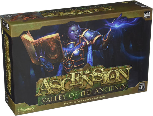Ascension Extension : Valley Of The Ancients (En)