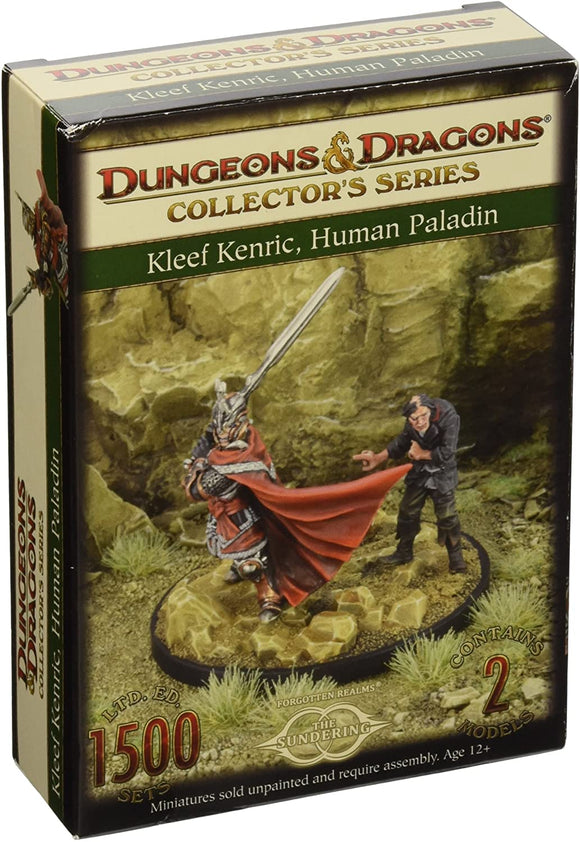 Dungeons & Dragons : Collector Series -  Sundering : Kleef & Malik
