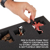Accessory Power: ENHANCE Miniature Figure Storage & Carrying Case
