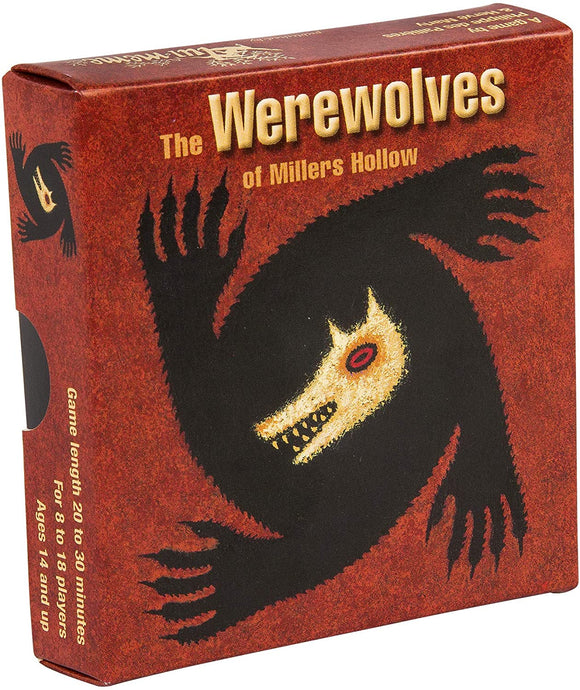 Werewolves Of Miller's Hollow (En)