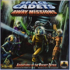 Space Cadets: Away Missions (En)