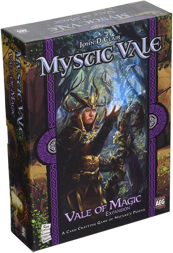 Mystic Vale Extension : The Vale of Magic