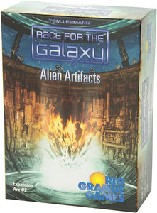 Race for the Galaxy Extension :  Alien Artifact