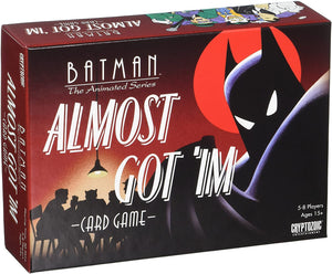 Batman : The Animated Series – Almost Got 'Im Card Game
