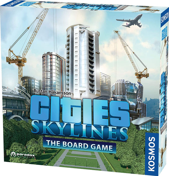 Cities: Skylines (En)