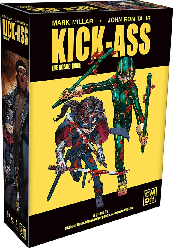 Kick-Ass : The Board Game (En)