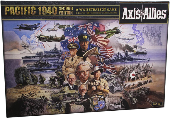 Axis And Allies : Pacific 1940