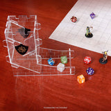 Accessory Power: Dice Tower - Clear