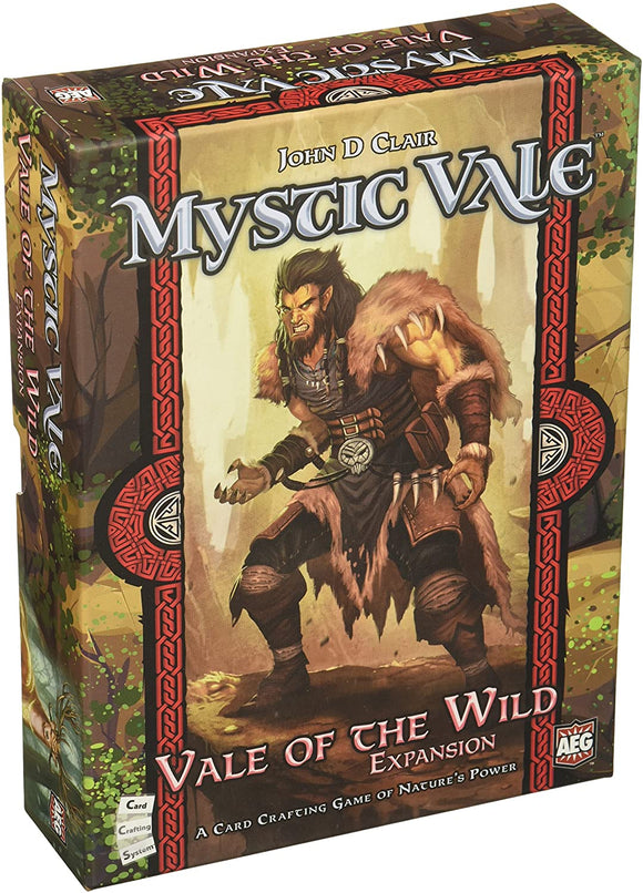 Mystic Vale Extension : Vale Of The wild