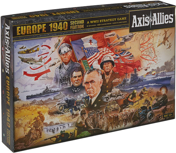 Axis And Allies : Europe 1940 (En)
