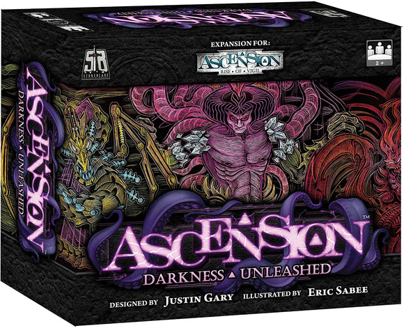Ascension Extension : Darkness Unleashed