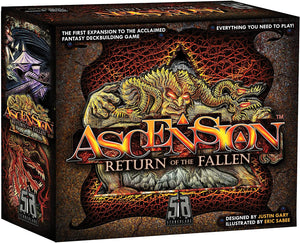 Ascension Extension: Return Of The Fallen