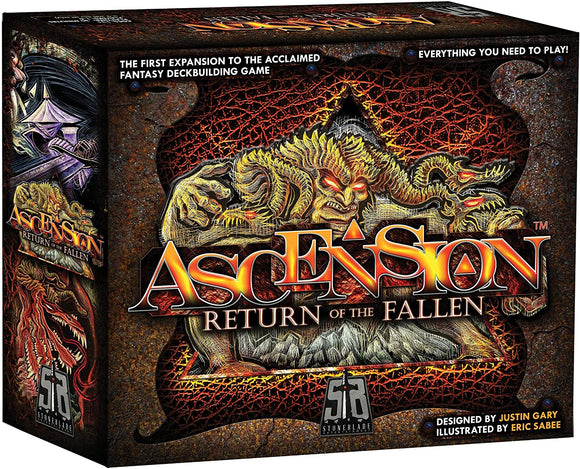 Ascension Extension : Return Of The Fallen