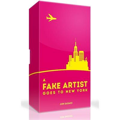 A Fake Artist Goes To New-York