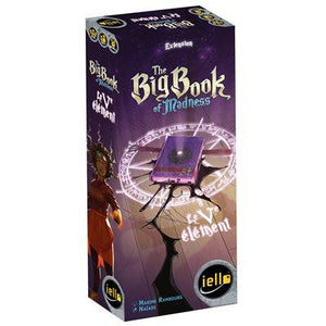 The Big Book Of Madness Extension: 5th Element (Fr)