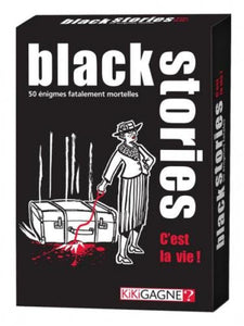 Black Stories: It's Life