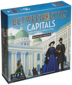 Between Two Cities Extension: Capitals