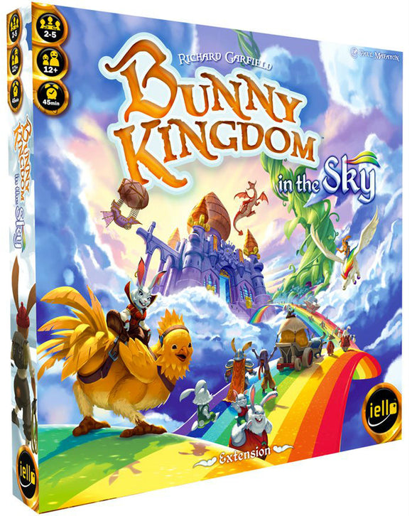 Bunny Kingdom Extension : In The Sky (En)