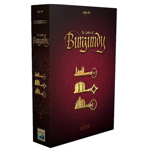 The Castles Of Burgundy: 20th Anniversary Edition (En)