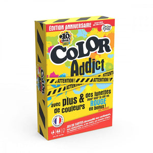 Color Addict: Limited Edition 10 Years