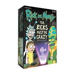 Rick & Morty : The Ricks Must Be Crazy - Multiverse Game (En)