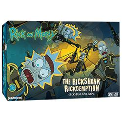Rick & Morty : The Rickshank Rickdemption Deck Building Game (En)