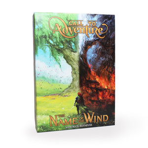Call To Adventure Extension : The Name Of The Wind