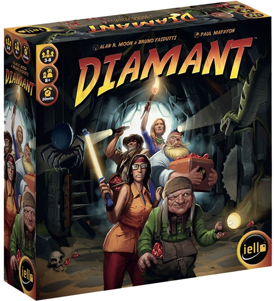 Diamants (Fr)