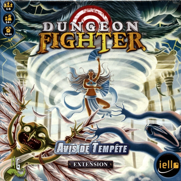 Dungeon Fighter Extension : Avis De Tempête (Fr)
