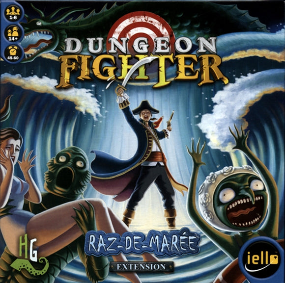 Dungeon Fighter Extension : Raz De Marée (Fr)