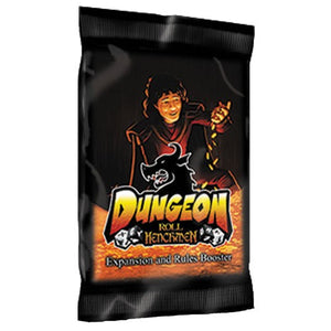 Dungeon Roll Extension : Henchmen Booster (En)
