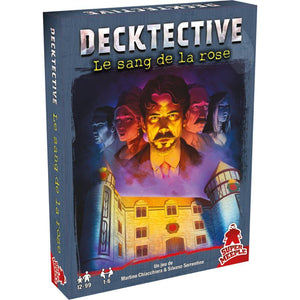 Decktective: The Blood Of The Rose