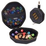 Accessory Power : Dice Case and Rolling Tray - Black