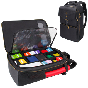 Accessory Power: Card Storage Backpack - Black